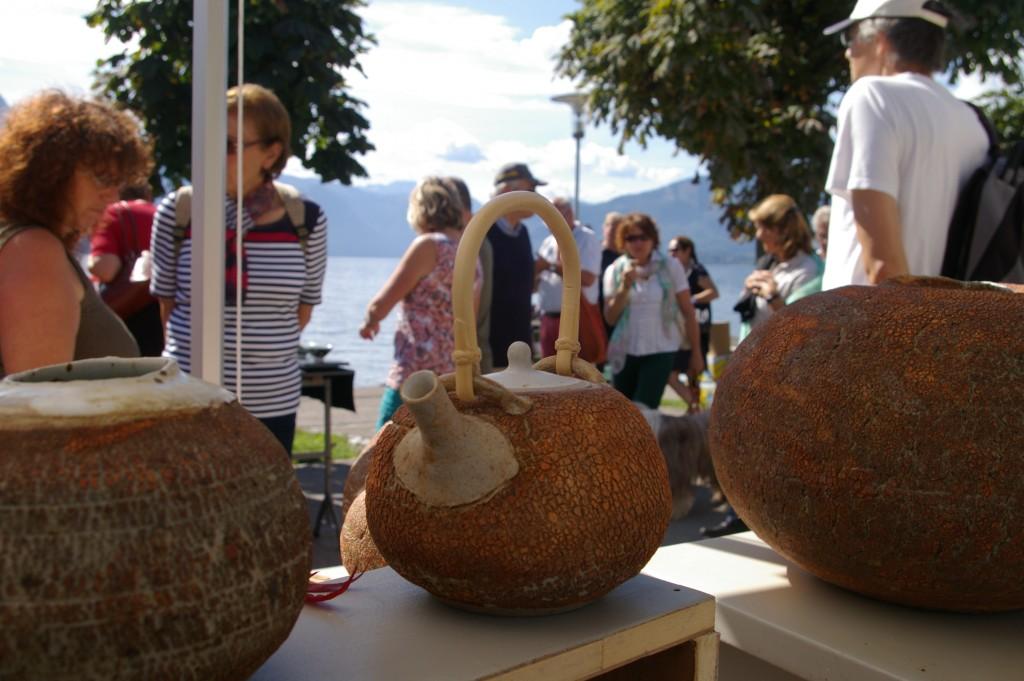 terry davies. gmunden pottery market